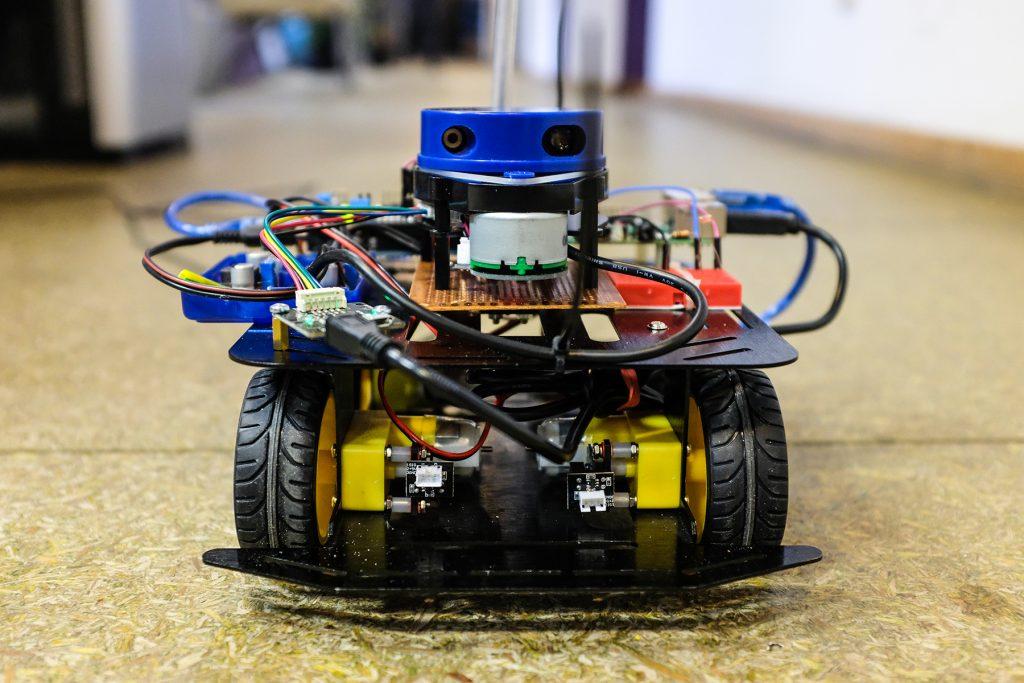 Ross robot